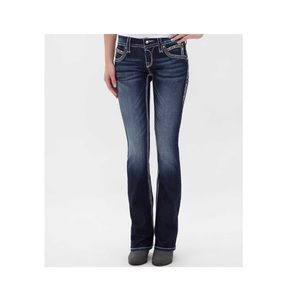 Rock Revival Jeans Stephanie Boot Size 28 x 35